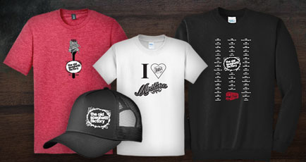 The Old Spaghetti Factory Merchandise & Apparel
