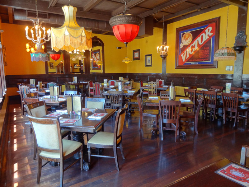 Rancho Cucamonga Old Spaghetti Factory Dining Room