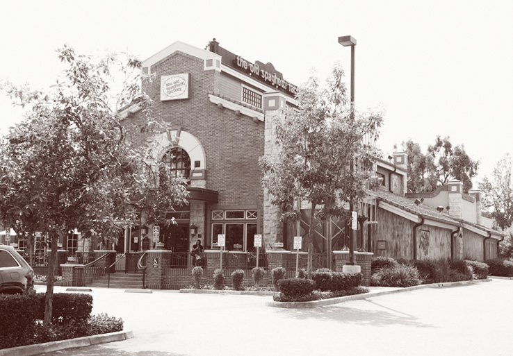Redlands Old Spaghetti Factory exterior