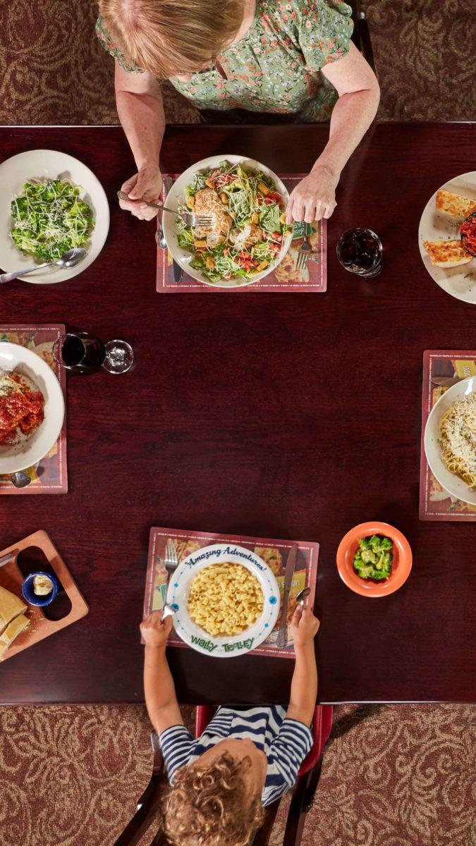 Family Friendly Italian Restaurant The Old Spaghetti Factory