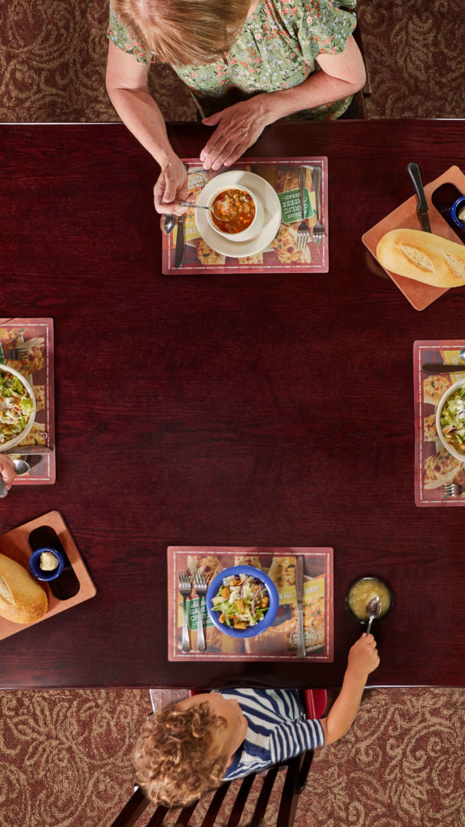 Family Friendly Italian Restaurant – The Old Spaghetti Factory