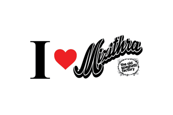 "Old Spaghetti Factory ""I Heart Mizithra"" gift card"